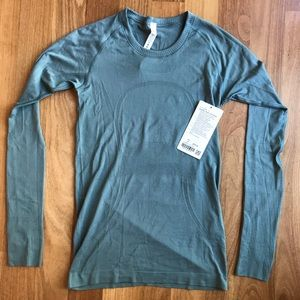 NWT | Lululemon Swiftly Tech Long Sleeve | Size 6